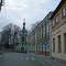 Street, Ortodox church, Jekabpils