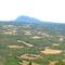 Vista des de la serra de Rubió