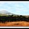 Lava del volcan de San Salvador vista desde El Jabalí